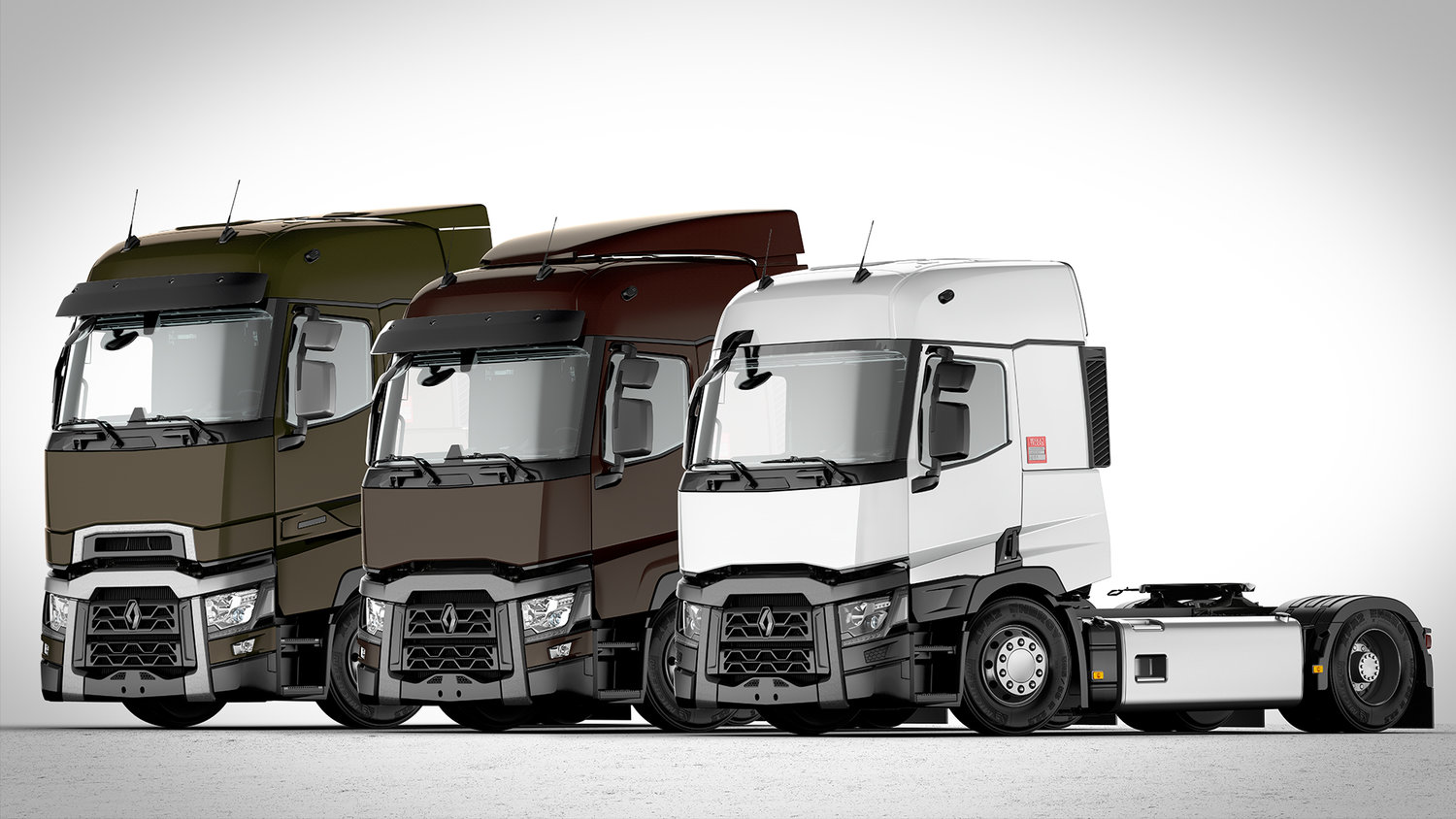 renault trucks unveils its second generation of electric trucks a complete z e range from 3 5. Black Bedroom Furniture Sets. Home Design Ideas